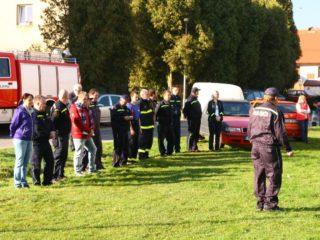 Odborná příprava členů JPO obcí a SDH v Netvořicích – 1. dubna 2017