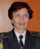 Jana Severínová – členka výkonného výboru OSH Benešov