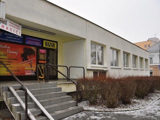 Kanceláře OSH Benešov