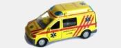 Vůz rychlé záchranné služby