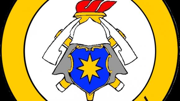 Logo OSH Benešov – Hasiči okresu Benešov