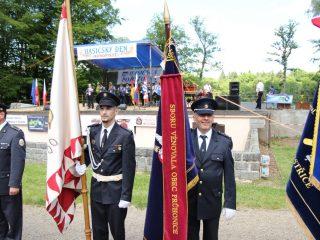 Hasičský den na Konopišti 2017, který se pod záštitou OSH Benešov konal 27. května