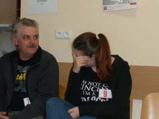 Daruj krev, daruj život s hasiči a OSH Benešov